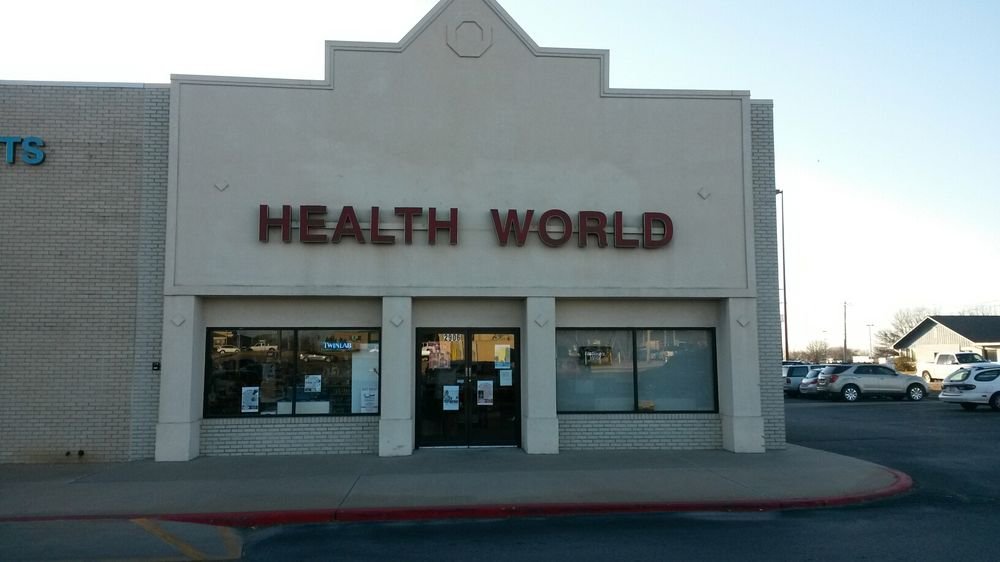 Health World Natural Foods: 2906 N 14th St, Ponca City, OK