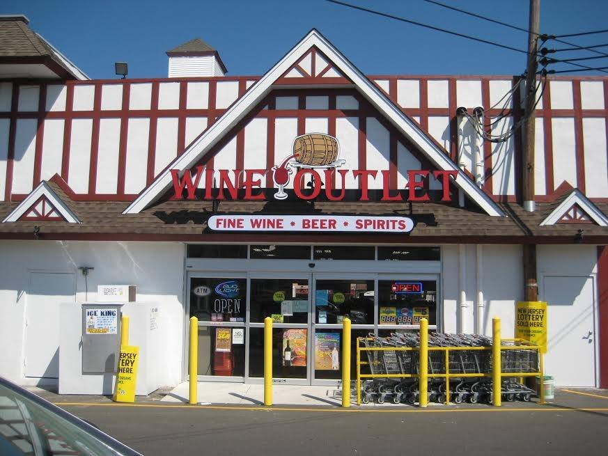Wine Outlet: 526 Arnold Ave, Point Pleasant Beach, NJ