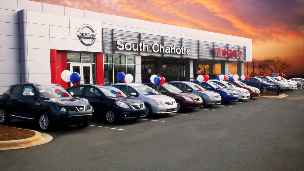 South charlotte nissan closed dealerships 9215 s for Starmount motors south blvd