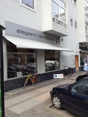 ellegaard hairfactory