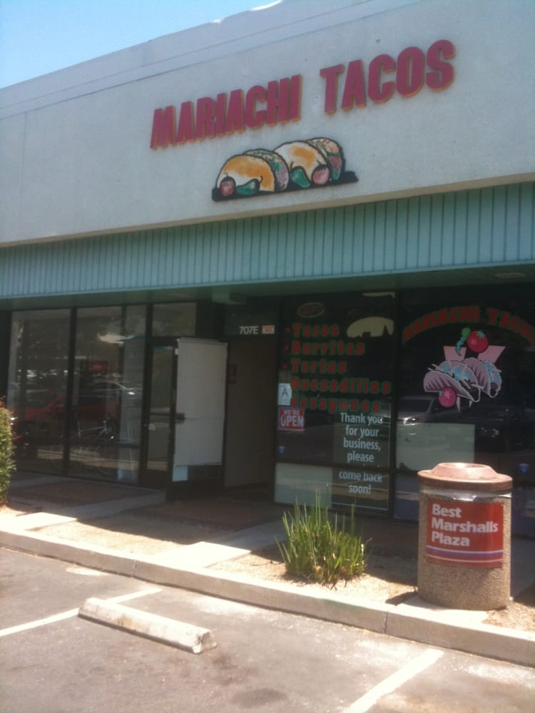 Mexican Restaurant Mariachi San Bernardino