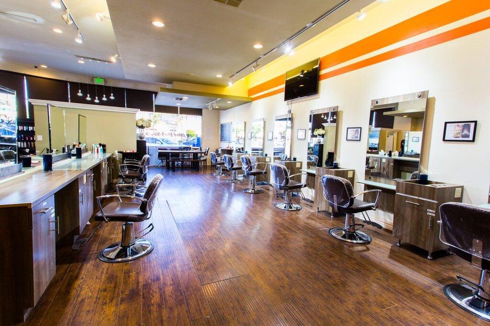 Rt7 total beauty salon 186 photos 74 reviews for 186 davenport salon review