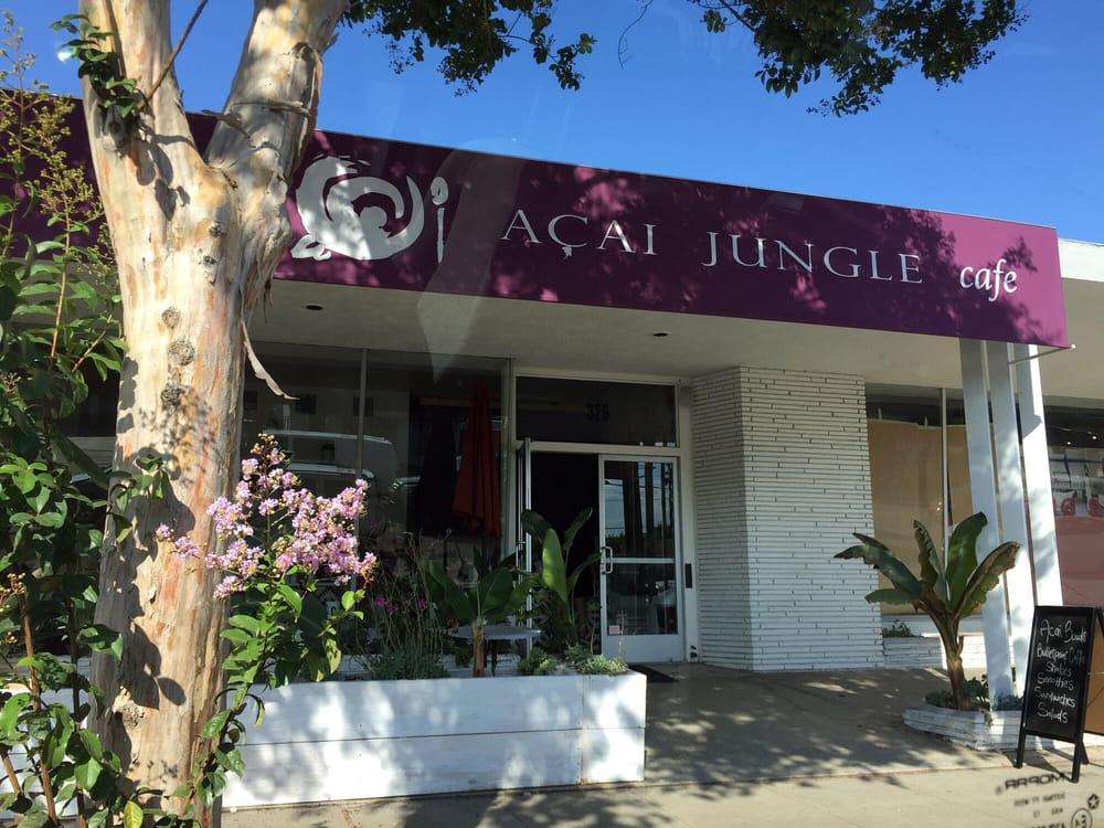 Acai Jungle Cafe Yelp