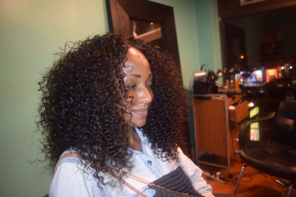 Installation Of 2 Bundles Of Yummy Hair Extensions Yelp