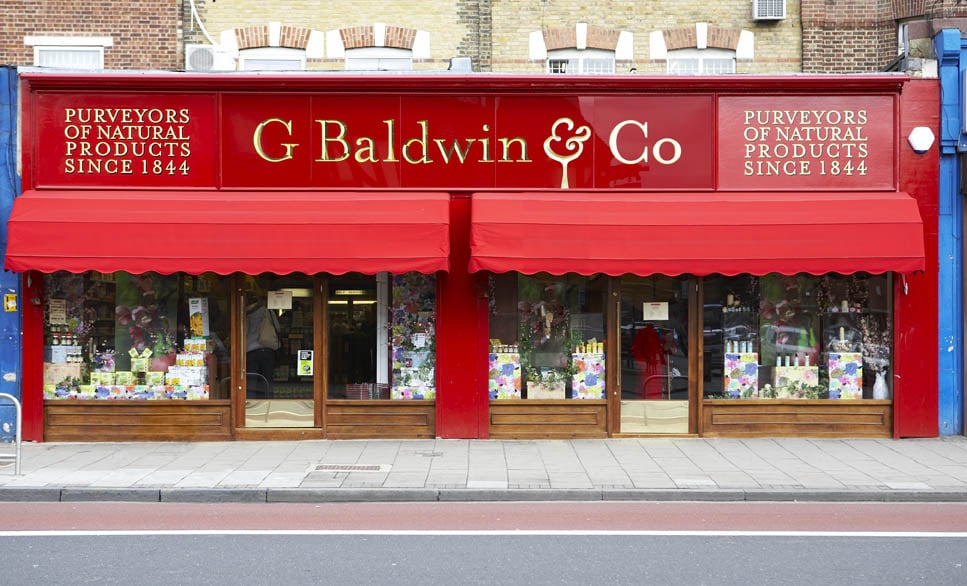 G Baldwin & Co Ltd