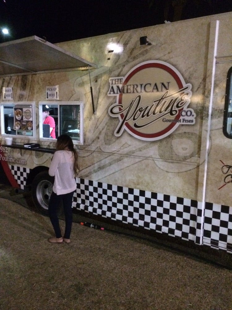 Food Truck Forest