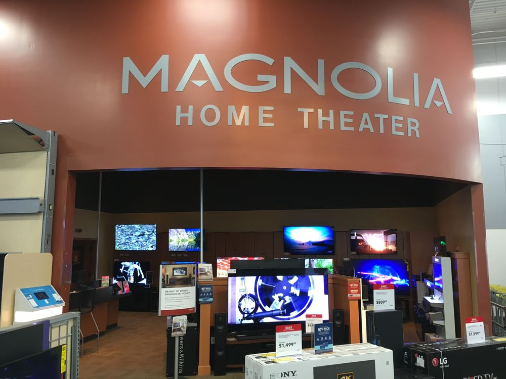 Photo Of Magnolia Home Theater Vacaville Ca United States
