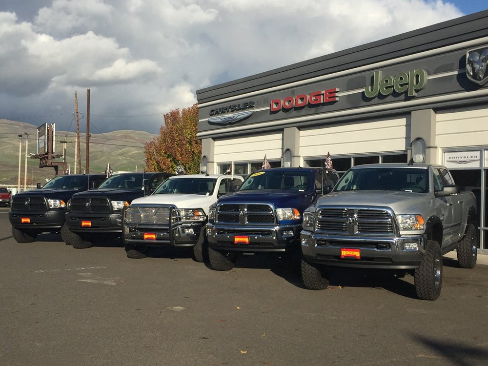 rogers motors lewiston idaho