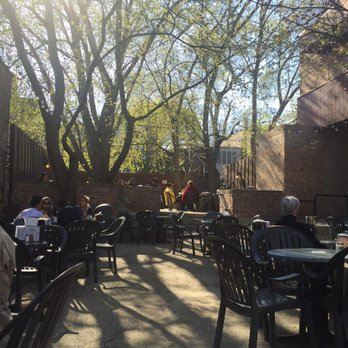 Photo Of Moodyu0027s Pub   Chicago, IL, United States. Large Patio That Usually
