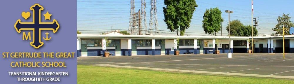 St Gertrude Catholic School: 6824 Toler Ave, Bell Gardens, CA