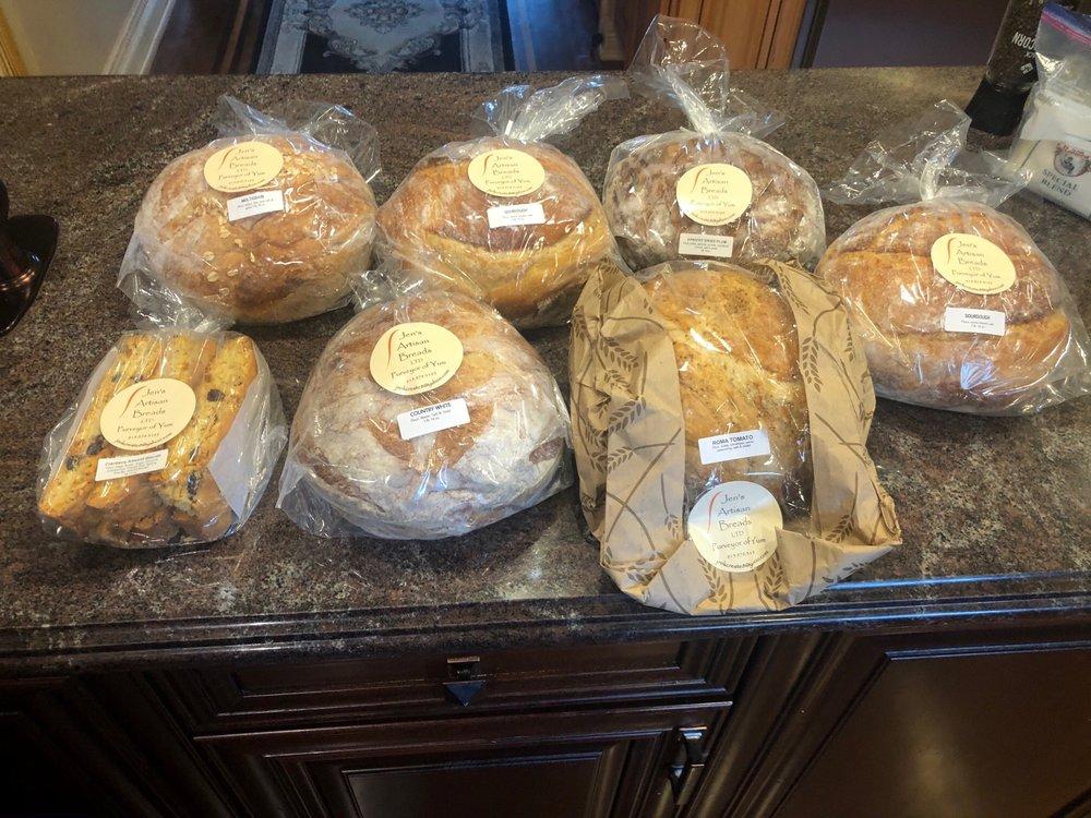 Jen's Artisan Breads: 500 Evergreen Ln, Mount Morris, IL