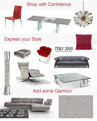 Italy 2000 15436 Ventura Blvd Sherman Oaks, CA Furniture Stores   MapQuest