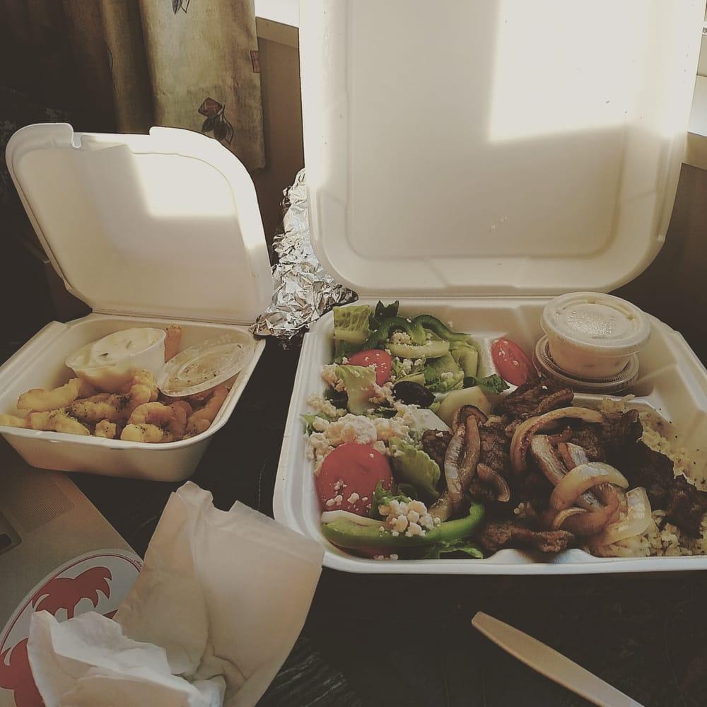 Nadya's Greek Cuisine: 32760 WA-20, Oak Harbor, WA