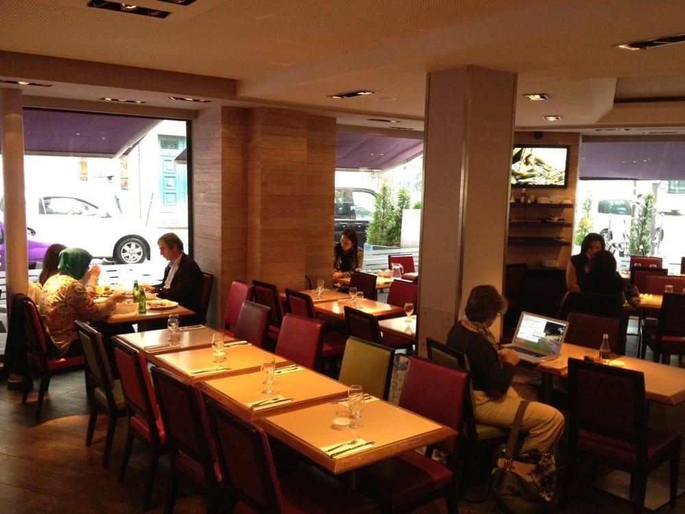 Noura marceau 67 reviews lebanese restaurants 27 ave for Noura alma marceau