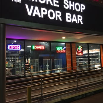 Vape Shop-The Vapor Shop - Vape Bar and Vape Lounge in Koreatown Los
