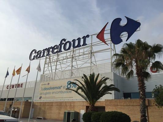 Carrefour Grocery Autovia De Reus Km 4 Tarragona Spain