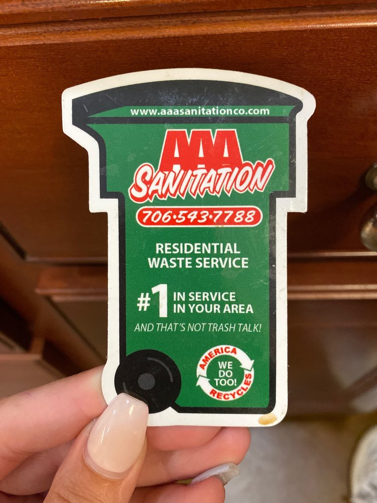 AAA Sanitation: 79 Business Dr, Hull, GA