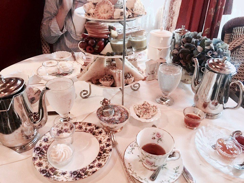 Tea Room Seattle Near Me