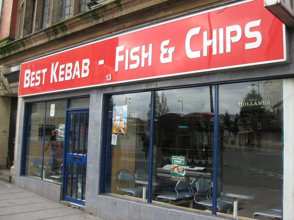 Best Kebab & Fish & Chips