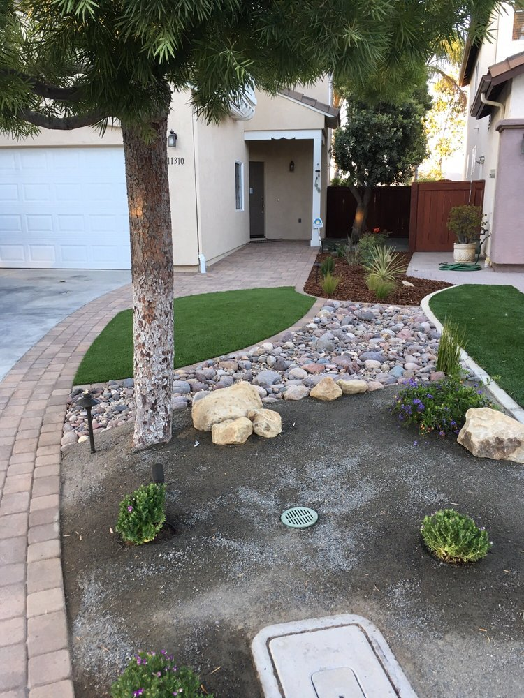 Front Yard Transformation ! - Yelp