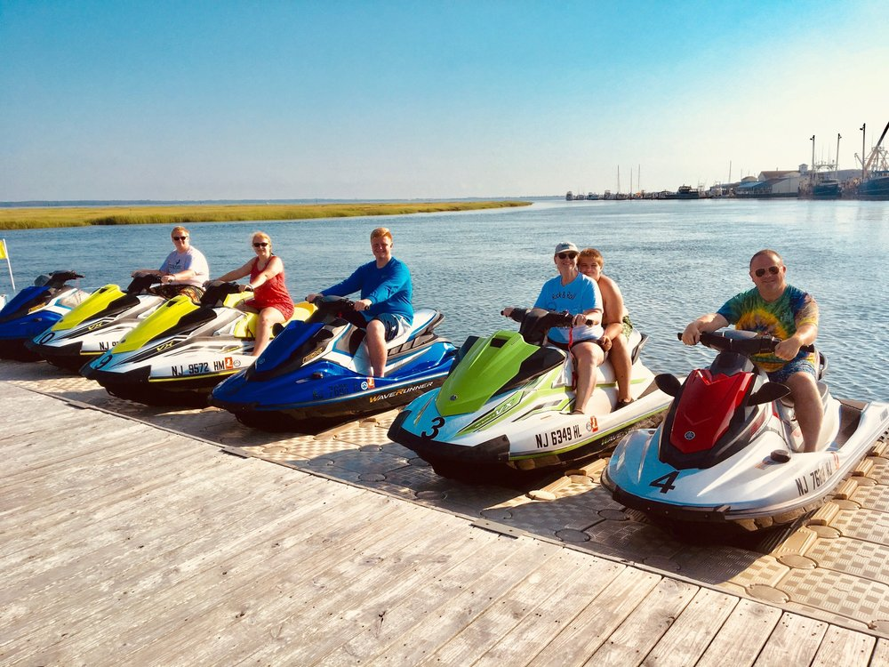 Wildwood Waverunners: 1001 Ocean Dr, Wildwood Crest, NJ