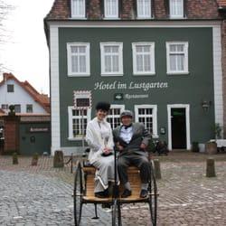 Hotel Im Lustgarten Restaurant  Ladenburg