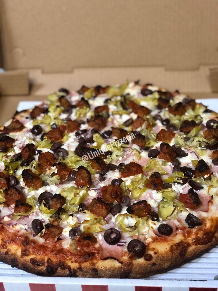 Unique Pizzeria: 3307 N Verdugo, Glendale, CA
