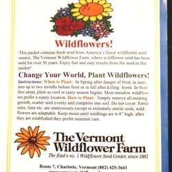 vermont wildflower farm nurseries gardening 90 mechanicsville