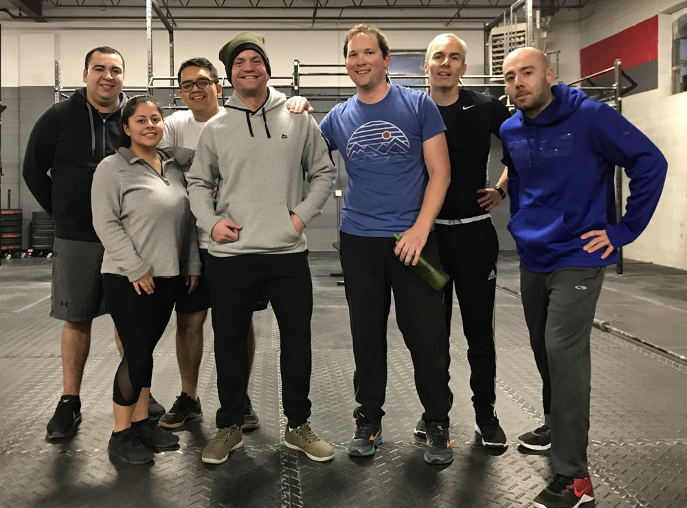 Bulldog Bootcamp & CrossFit