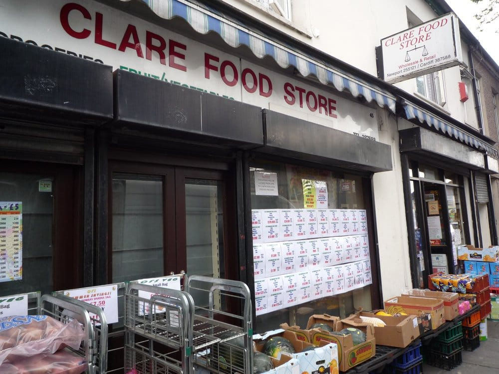 Clare Food Store City Road