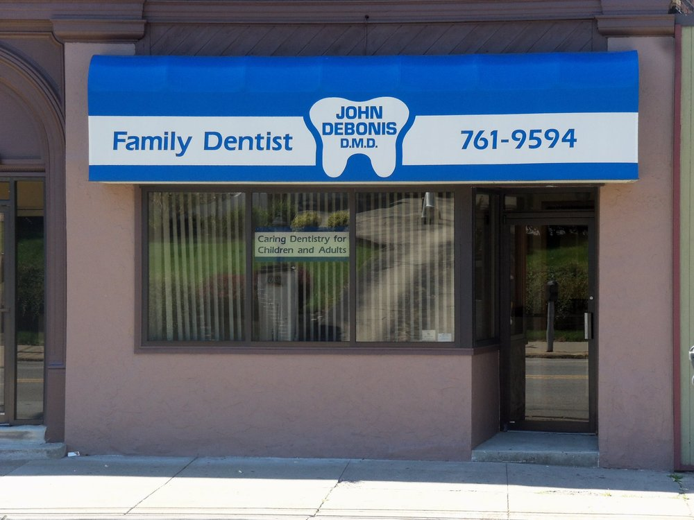 DeBonis Family Dentistry: 467 Lincoln Ave, Bellevue, PA