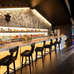 Photo Of Living Room Bar   Bellevue, WA, United States. Living Room Bar ...