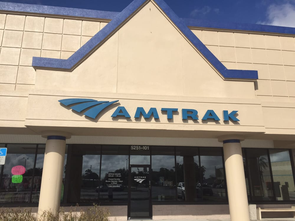 Amtrak: 5251 110th Ave N, Clearwater, FL