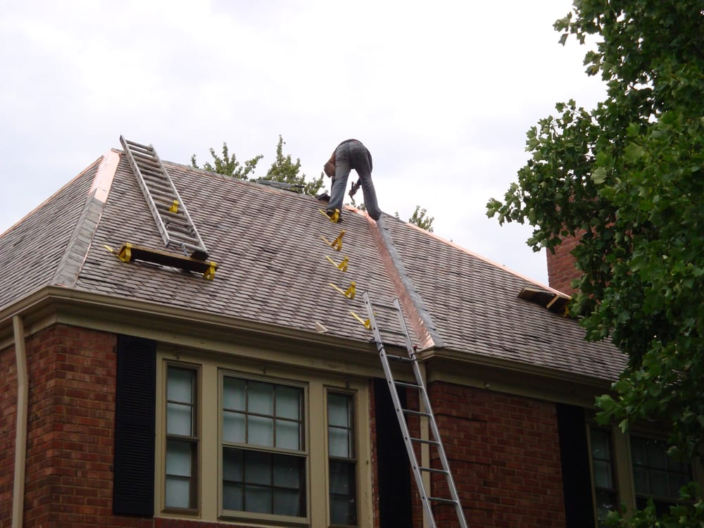 Rustic Slate Roofing: 30815 Solon Rd, Solon, OH