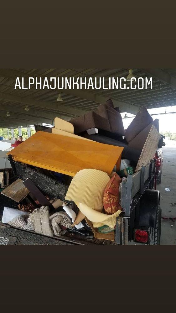 Alpha Junk Hauling: Clearwater, FL