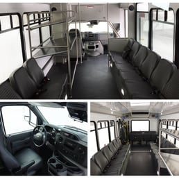 Creative bus sales las vegas closed 17 photos for Creative design interior of nevada