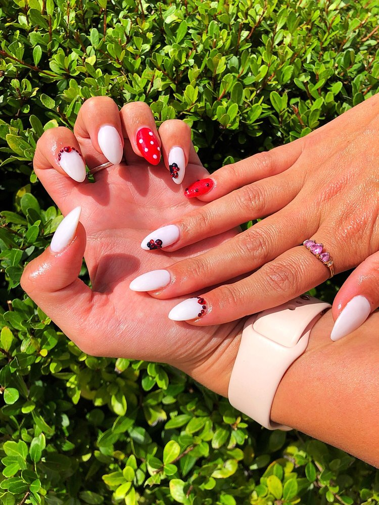 Noire The Nail Bar: 685 Crosswater Pkwy, Ponte Vedra Beach, FL