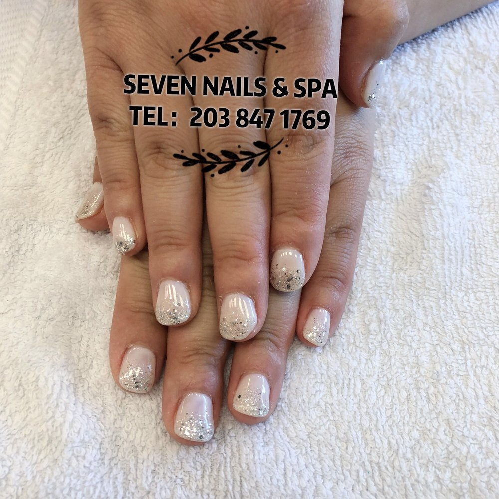 Seven Nails Studio Spa Nails Nailart Nail Shop Korean Nails