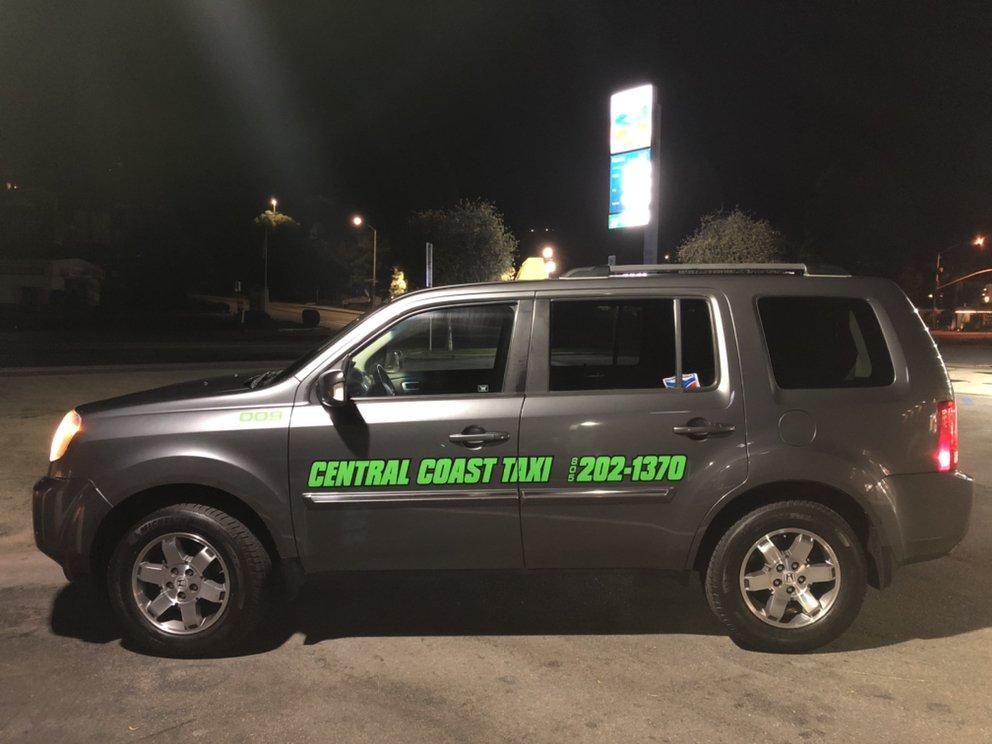 Central Coast Taxi: Pismo Beach, CA