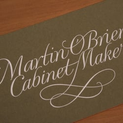 Photo Of Martin O Brien Cabinetmaker Winston M Nc United States