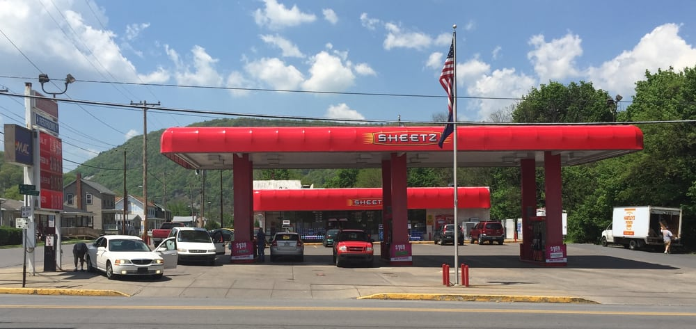 Sheetz: 201 N Jefferson St, Mount Union, PA