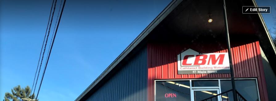Cathlamet Building Materials: 57 Main St, Cathlamet, WA