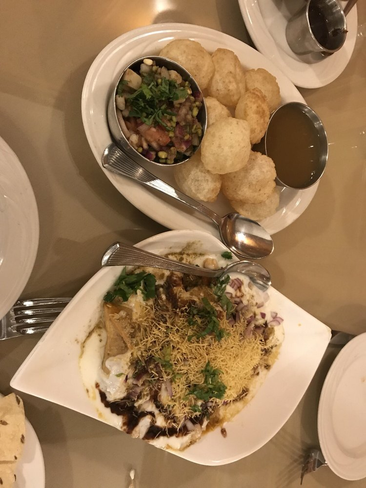 Food from Haveli India