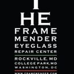 The Frame Mender Eyeglass Frame Repair Centers - 38????36? ...