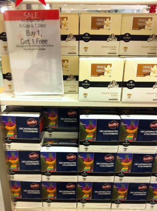 Buy 1 Get 1 Free K Cups Yelp