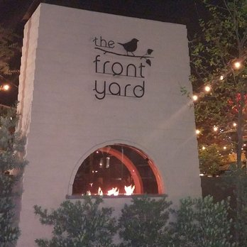 Image result for the front yard restaurant california