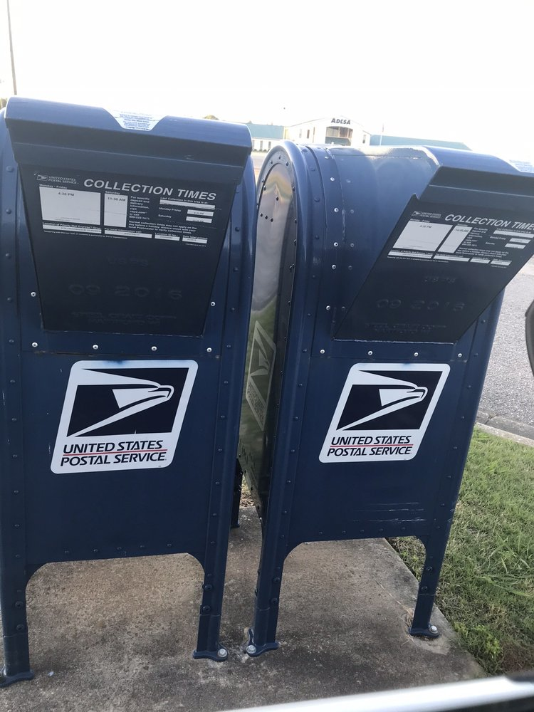 United States Post Office: 2455 Moody Pkwy, Moody, AL