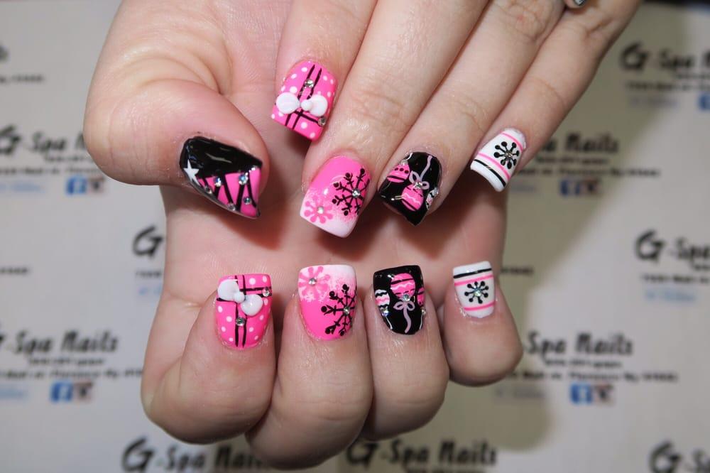 G Spa Nails - 344 Photos & 23 Reviews - Nail Salons - 7559 Mall Rd ...