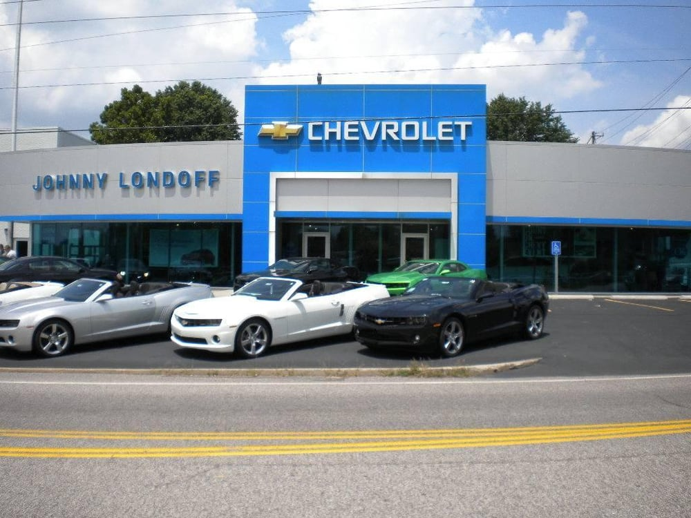 Johnny Londoff Chevrolet 13 Photos Garages 1375 Dunn