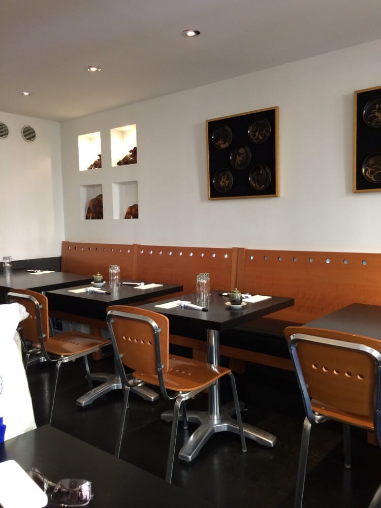 Koetsu 27 avis restaurant japonais 42 rue sainte - Restaurant japonais table tournante paris ...